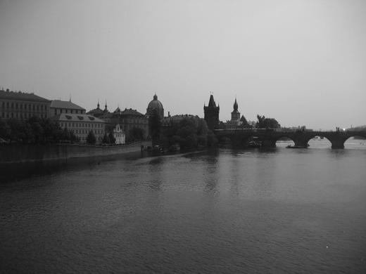 Cruise on the Prague River