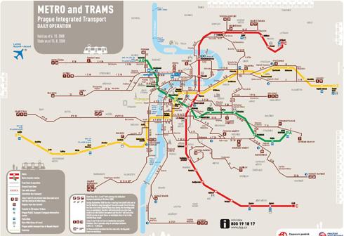 Prague Metro Prague Travel
