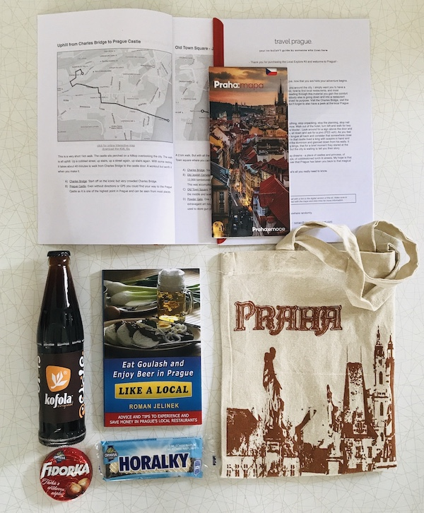 Prague local kit